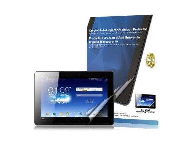 ANTI-FINGRPRNT SCREEN PROTECTOR FOR ASUS MEMOPAD FHD 10 RT-SPASMPFHD1001AF
