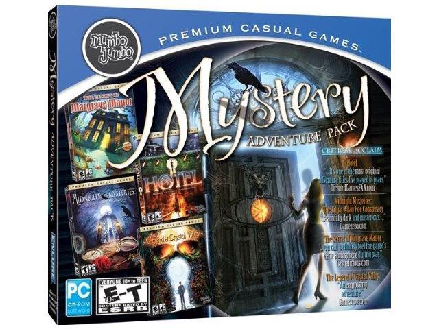 Encore MJ1000-10805 Mystery Adventure Pack Jc