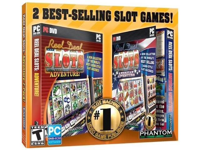 Reel Deal Slots Adventure 2 Pack Jc