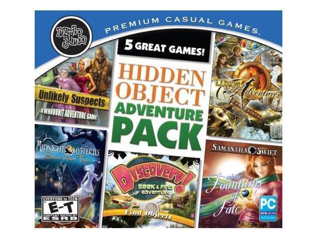 Hidden Object Adventure Pack Jc