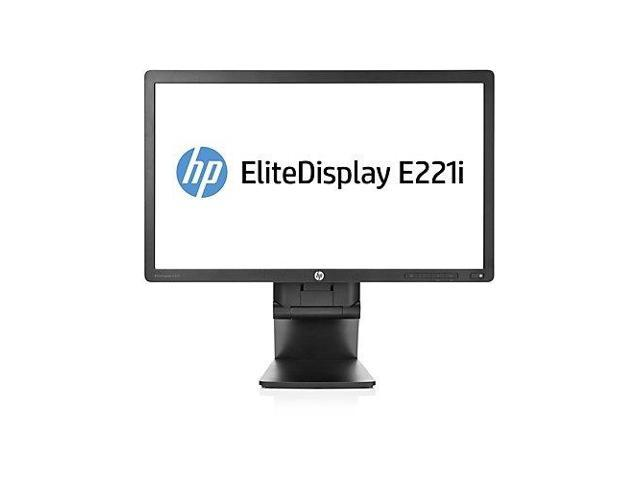 HP Elite E221i 21.5