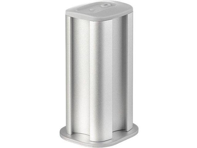 Systema Sp10s Mounting Post - Steel, Aluminum, Plastic - Matte Silver