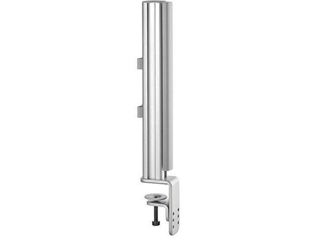 Systema Sp40s Mounting Post For Flat Panel Display - Steel, Aluminum - Matte Silver