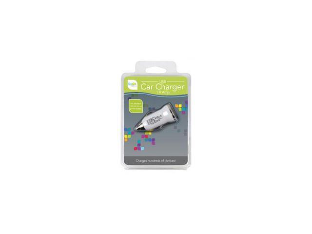 E-filliate EFI 1410543GG2 USB Car Charger (white/clam)