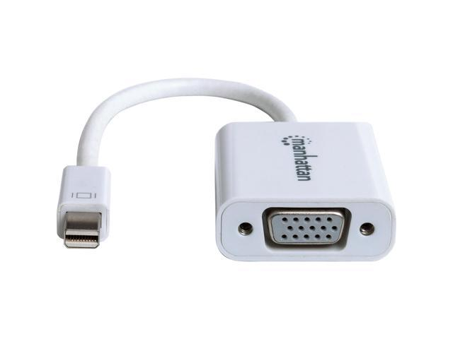 MANHATTAN 151382 Mini-DisplayPort to VGA Adapter