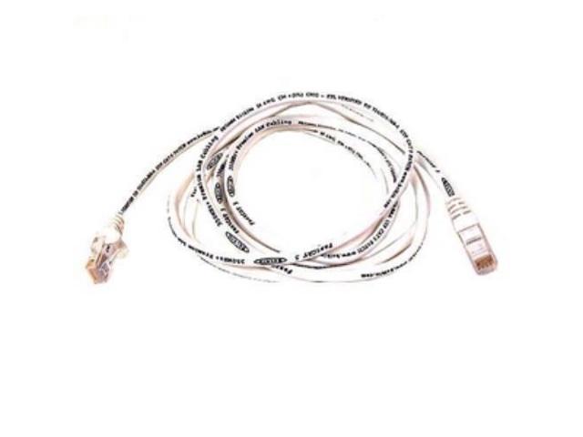 BELKIN A3L9006-25-WHTS 25 ft. Cat 6 White COMP CERT SNGLS PTCH / RJ45M/RJ45M Cable