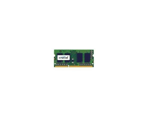 Crucial 16GB (2 x 8G) 204-Pin DDR3 SO-DIMM DDR3 1866 (PC3 14900) Laptop MemoryModel CT2KIT102464BF186D