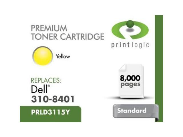Printlogic Printlogic 310-8401 Yellow Cartridge