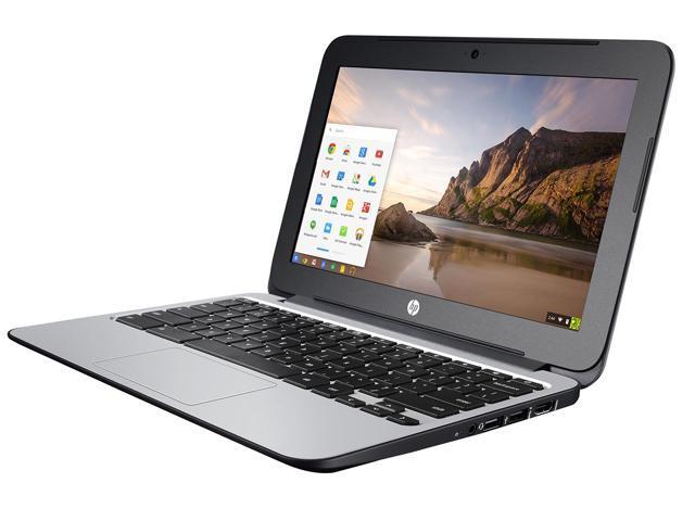 HP Chromebook 11 G3 Chromebook Intel Celeron N2840 (2.16GHz) 4GB Memory 16GB SSD 11.6