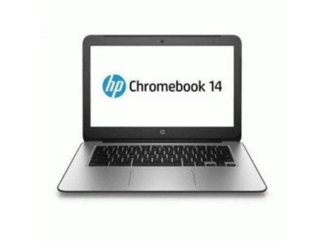 HP Chromebook 14 Chromebook Intel Celeron 2955U (1.40GHz) 2GB Memory 16GB SSD 14.0