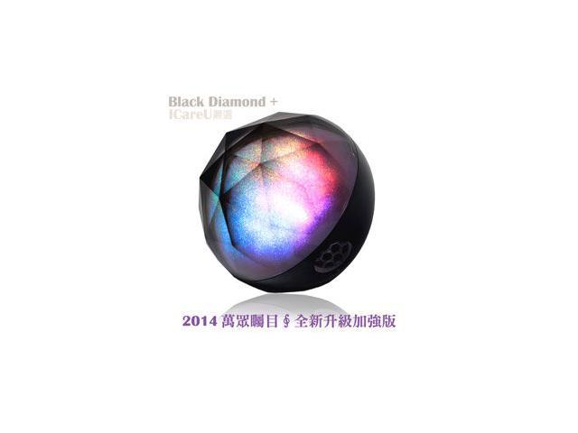 Yantouch LED Lighting Wireless Buetooth Speaker - BlackDiamond Plus (BD+)(build-in battery)(app-supported)