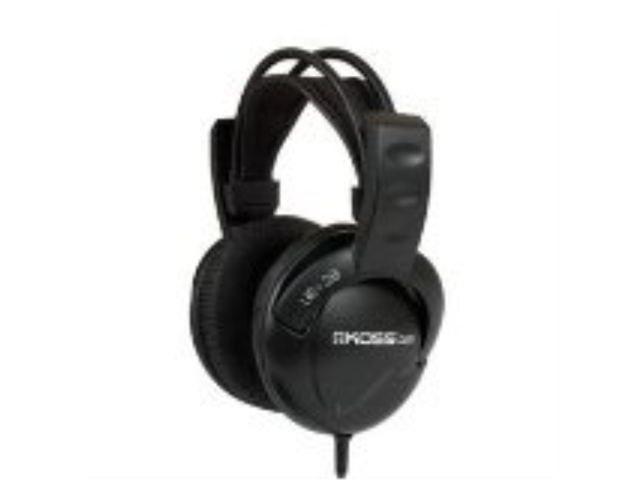 New - Collapsible Stereo Headphone by Koss - 179194