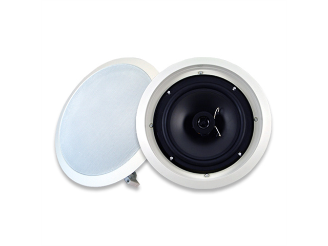 Acoustic Audio SP8c 600 Watt Pair Round 8