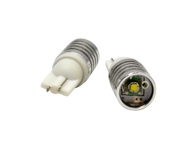 Lightkiwi QQ593 Automotive 3 watt LED Front Parking Light for Smart - Xenon White [Pair]