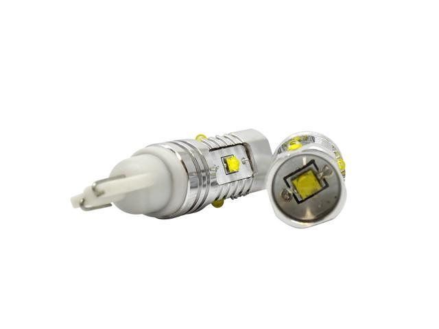 Lightkiwi PW423 Automotive 25 watt LED Front Parking Light for Smart - Xenon White [Pair]