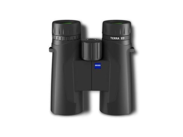 Zeiss Terra ED 8 x 42 Compact Lightweight Water Proof Binocular Black - 524205