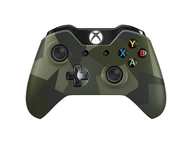 Official Microsoft Xbox One Special Edition Armed Forces Wireless Controller