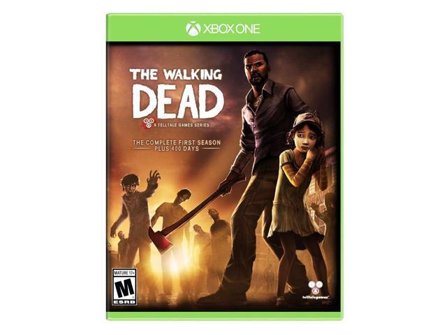 Telltale Games The Walking Dead Complete First Season Video Game - Xbox One