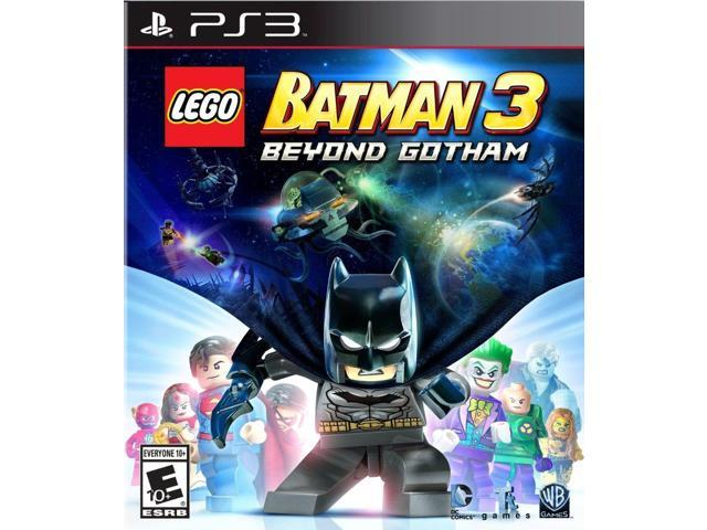 LEGO Batman 3: Beyond Gotham - PlayStation 3