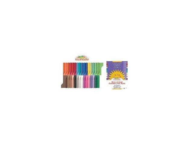 Sunworks Construction Paper, 9 X 12 Inches - 100 Sheets Per Package