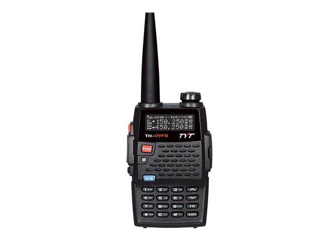 TYT TH-UVF9 Dual Band Handheld Radio 136-174/400-470Mhz