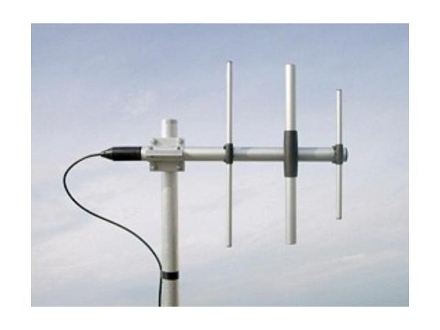 Sirio WY400-3N UHF 400-470 MHz Base Station 3 Element Yagi Antenna