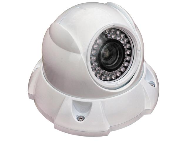 Iris Vari-Focal Dome Camera - NTSC