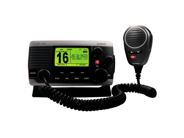 Garmin VHF 100 Radio - Black