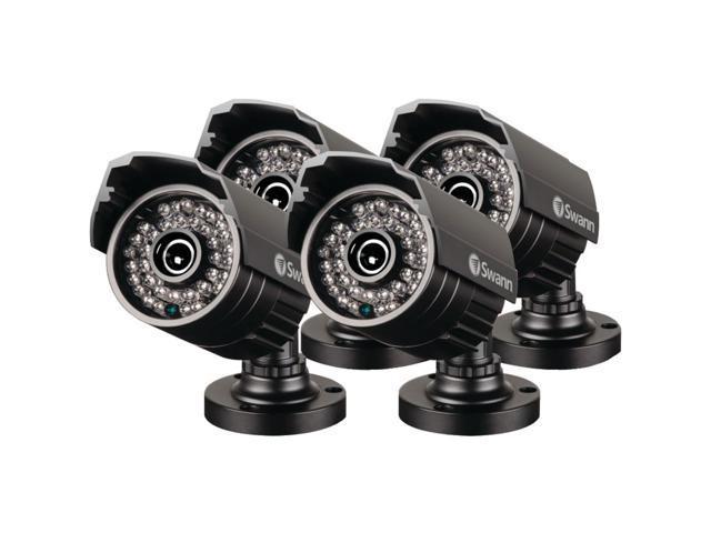 SWANN SWPRO-535PK4-US 650TVL Multi-Purpose 4 Pack Security Cameras