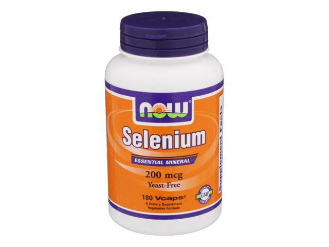 Selenium 200mcg - Now Foods - 180 - Capsule