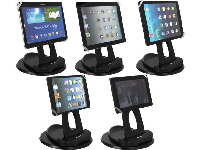 Aleratec Universal Desktop Tablet Stand Mount with Hand Strap Holder for 7-10 inches tablets