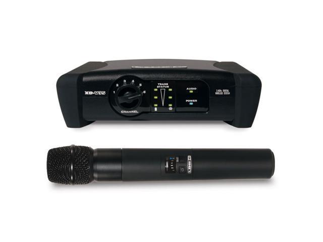 Line 6 XD-V35 Digital Wireless Handheld Microphone System XD-V35HH