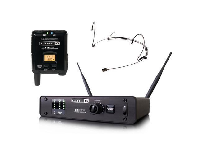 Line 6 XD-V55HS - Digital Headset Wireless Microphone System