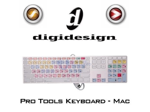 Avid Digidesign Pro-Tools 8 LE HD M-Powered MAC Keyboard V2
