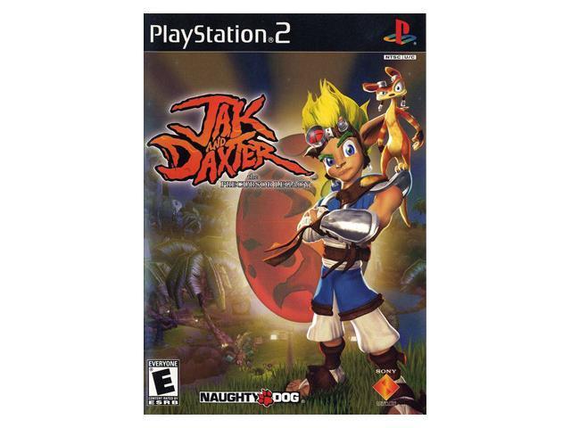 Jak & Daxter: The Precursor Legacy [E]
