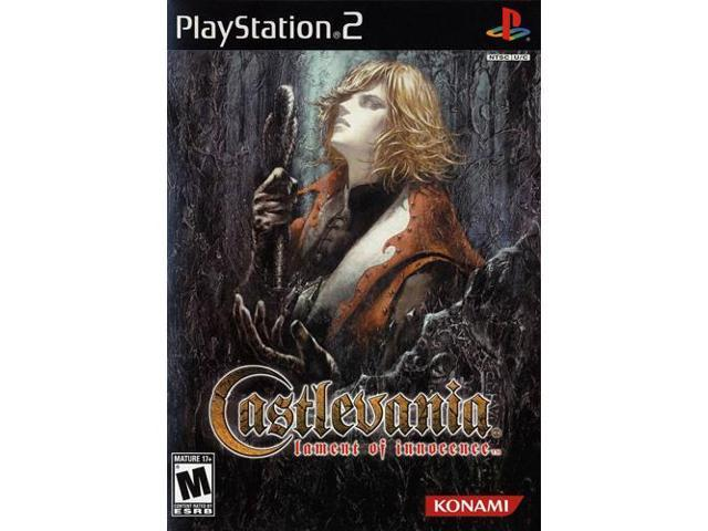Castlevania: Lament of Innocence NEW Sony PS2 Game