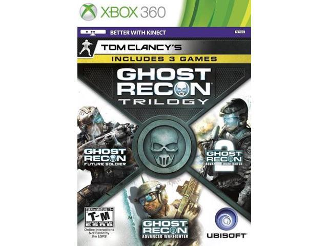 Ghost Recon Trilogy [T-M] (Xbox 360)