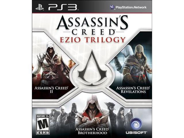 Assassin's Creed Ezio Trilogy [M] (PS3)
