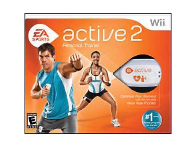 EA Sports Active 2.0 Bundle [E]