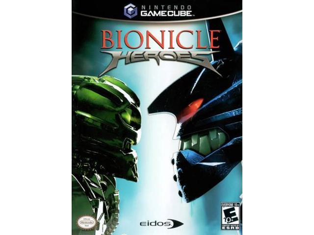 Bionicle Heroes [E] (GameCube)