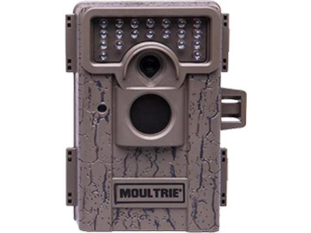 Moultrie M-550 7mp Low Glow Infrared Camera Grey