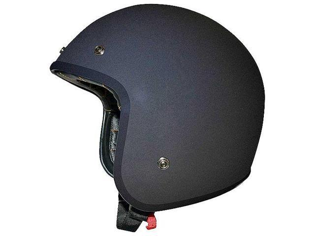 AFX FX-76 Solid Helmet Flat Black 4XL