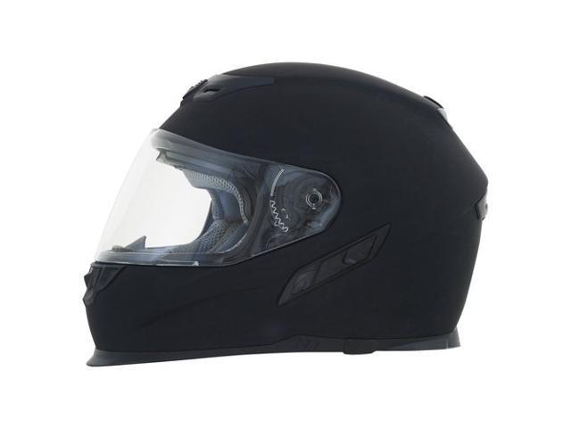AFX FX-120 Solid Helmet Flat Black SM