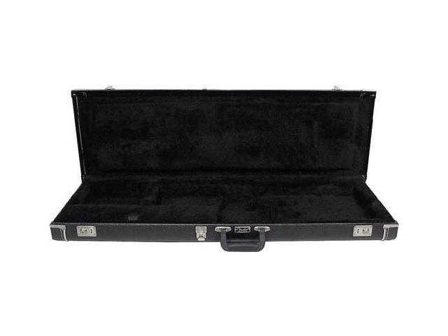 Fender Standard Jazz Bass Hardshell Case - Black