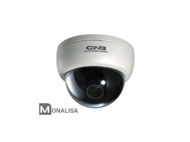 CNB DBM-24VD 600 TVL MONALISA DSP Indoor Dome Camera, 2.8~10.5mm Lens,DNR