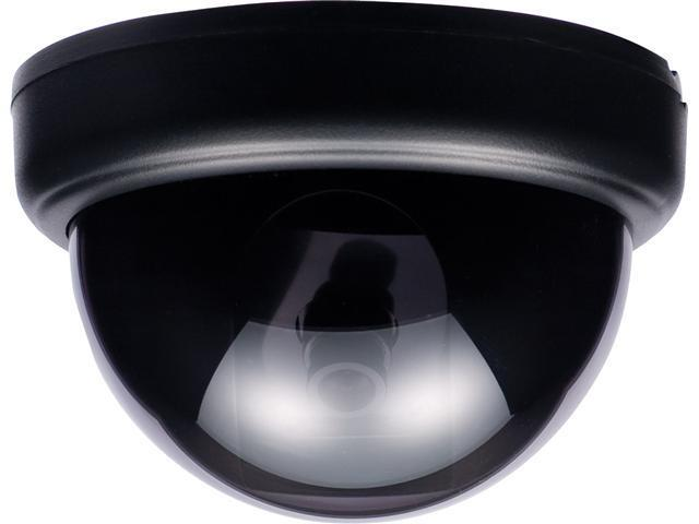 Eyemax ID42 Indoor Dome Camera: 420 TVL, 3.6mm Lens, 12V DC, Small Size