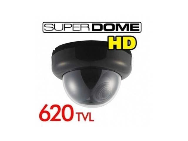 Eyemax DO-602V Super Dome 620TVL High Resolutions Indoor Dome Camera 2.8-12mm