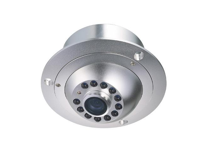 KT&C KPC-D950N Color Day and Night Indoor IR Aluminum Dome Camera 380 or 550TVL