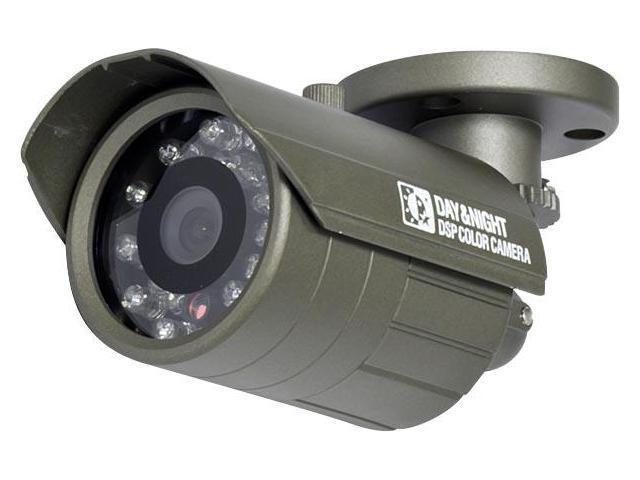 420TVL Sony CCD Infrared Bullet Camera 24IR Upto 60FT 3.6mm, IR 8824