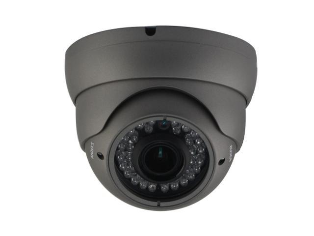 1080P Megapixel HD Vandal In/Outdoor IR Network IP Camera 3G Support 36Leds 8mm Fixed